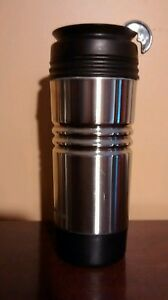 2 Thermos Stainless Steel Water Outdoor Sport Bottles Mug Coffee Soup  T53