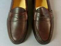 Timberland Made In USA Penny loafers Oxblood Size 13 Rare Horween Leather