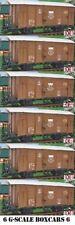 Articles de modélisme ferroviaire marron à l'échelle G