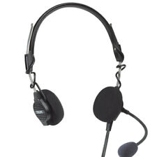 Telex Airman 750 Airbus Plug Open-Air Earphones For Long Term Fatigue-Free Use