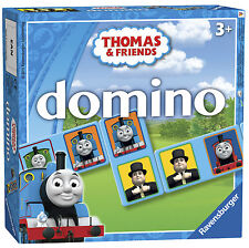 THOMAS THE TANK ENGINE & FRIENDS MINI DOMINOES RAVENSBURGER CHILDRENS GAME