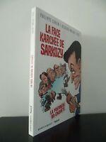 P. Cohen-R.malka-Riss La Face Karchee De Sarkozy Fayard 2006 IN4 Tbe