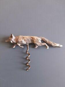 ANTIQUE FOX CORKSCREW