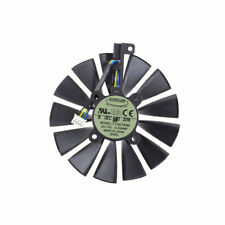 T129215SM DC12V 0.25AMP Graphics / Video Card Fan FOR ASUS STRIX RX470 RX570 4G