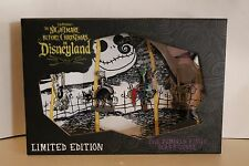 Disney Nightmare Before Christmas 4 Pin Boxed Set - SCARE-OUSEL  LE 250