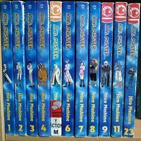 Rave Master 1-9, 11, 23 Lot of 11 Shonen Manga, English, 13+, Hiro Mashima