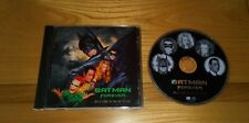 Music From Batman Forever 1995 Canadian CD Album U2 The Offspring Nick Cave