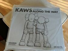 KAWS ALONG THE WAY COMPANION FIGURE GREY LIMITED 100% AUTHENTIC In Hand