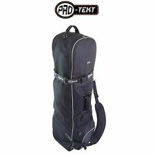 Pro tekt roues rembourré sac de golf flight travel cover pro-tekt golf sac