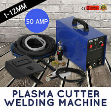 Plasma Cutter CUT50 Digital Inverter 110V Welder 50A Plasma Cutter Machine