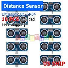 10X New Ultrasonic Module HC-SR04 Distance Transducer Sensor For Arduino Robot