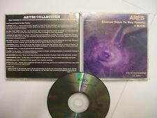 EMANUEL DIMAS DE MELO PIMENTA + MUON: Ares - 1996 UK CD – Electronic – RARE!