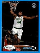 1998-99 Stadium Club PAUL PIERCE (ex-mt) Celtics RC