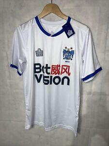 Mens Bury FC Admiral Football Shirt. New Tagged Size Medium