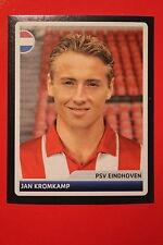 PANINI CHAMPIONS LEAGUE 2006/07 # 198 PSV EINDHOVEN KROMKAMP BLACK BACK MINT!