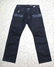 G-Star Deck 5620 Tapered Jeans Hose W34 L32 Raw Denim C861