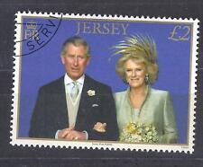 JERSEY, 2006  1ST WEDDING ANNIV. SG 1271, FINE USED. CAT £4.50