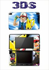 SKIN STICKER AUTOCOLLANT DECO POUR NINTENDO 3DS REF 24 POKEMON