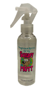 Dog Fragrance Spritz- Scruffy Mutt 150ml, Spray on Fragrance For All Dogs