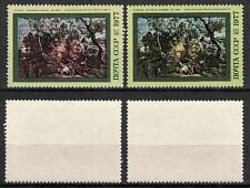 RUSSIA, USSR:1977 SC#4574 MHN-Rubenc Painting Working in Quarry-Color Variation