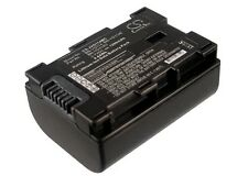 3.7V Battery for JVC GZ-MS215PEU GZ-MS215SEU GZ-MS216 BN-VG114 Premium Cell