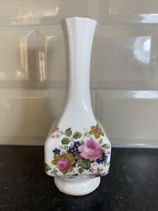 Vintage Bud Vase Lawrence Fine Bone China English Ceramic Indoor Plant