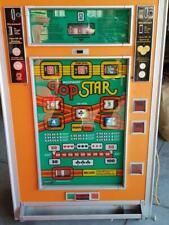 VINTAGE rara tragaperras MULTIMAT TOP-STAR de 1979 Spieleautomat  slot machine