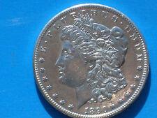 Carson City Morgan Silver Dollar 1890 * KEY DATE *