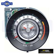 68 Camaro Instrument Panel Tic Tach Tach Dash Tachometer Clock 5500 RPM New