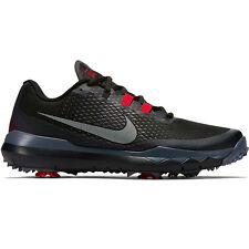 NIKE - 704884-001 -TW '15 - TIGER WOODS 2015 - Men's Golf Shoes - Black - Size 9