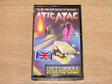 MINT & SEALED !! Sinclair ZX Spectrum - Atic Atac by Ultimate Play The Game