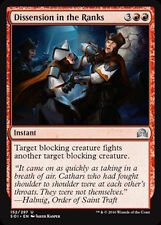 4x MTG: Dissension in the Ranks - Red Uncommon - Shadows over Innistrad - SOI