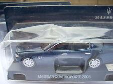 MASERATI QUATTROPORTE 2003 SCALA 143