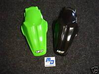 UFO KAWASAKI KX 80/100 91-97 REAR FENDER 2758