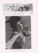 1895 Miss St Cyr Soldier Footballer Owen Hall
