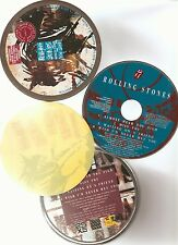 """Rolling STONES """"almost here you sigh"""" Collectors Limited Edition TIN BOX CD"""