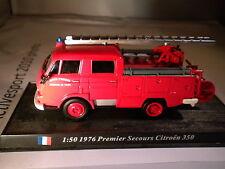 Del Prado Mundo Fuego Motores-Francia 1976 Citroen 350 code49