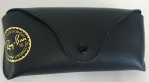 Ray Ban Glasses Sunglasses Case  Unisex  ⭐AUTHENTIC⭐ Black