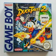 Duck Tales 2 - GB Gameboy Nintendo OVP CIB - ABSOLUTER NEUZUSTAND - N64 SNES NES