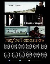 NEW DVD // MAYBE TOMORROW - Dominik Tiefenthaler, Michael Wolfe, Paul Lange, Chr