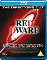 Red Dwarf: Back to Earth Blu-Ray (2009) Craig Charles, Naylor (DIR) cert PG 2