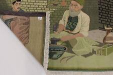 täbrizi FINE IMMAGINE persiano tappeto Tappeto Orientale 0,80 x 1,10