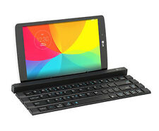 Official LG Bluetooth Pocket Rollable Full Size Keyboard Black  Rolly KBB-700