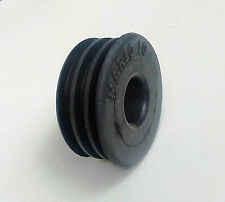 50mm Rubber Connector Adapter Reducer 50 to 32mm Water Supply Pipe - Pushfit