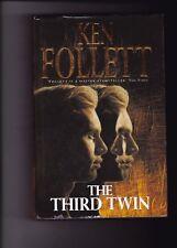 Ken Follett---The Third Twin---hc/dj-1st1st1996---Macmillan London