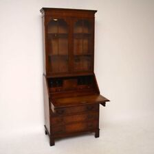 Mahogany Bureau Bookcase Antique Bookcases