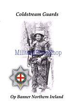 Coldstream Guards, Op Banner print.