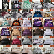 Single Double Queen King All Size Bed Duvet/Doona/Quilt Cover Set Dragon Feather