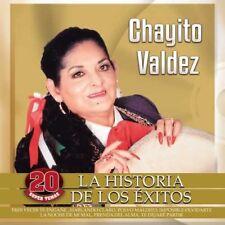 Chayito Valdez - Historia De Los Exitos CD #1973623