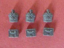 Militarum TEMPESTUS scions botellas de agua & Packs-Guardia Imperial 40K